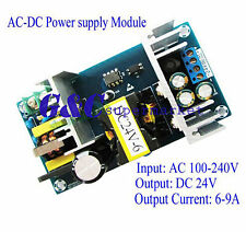 AC 100-240V to DC 24V 9A Power Supply AC-DC switch Power Supply module