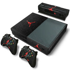 Basketball Vinyl Cover Skin Stickers for Xbox One Console & 2 Controller Kinect
