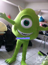 Promotion Hot Sale MIKE MONSTER INC SULLY Mascot Costume  Free Shipping