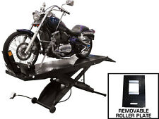 Atlas HT-ACL Cycle Lift Motorcycle Lift w/ Removable Rear Roller Plate
