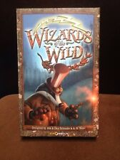 Wizards Of The Wild Board / Card Game