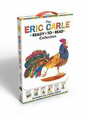 The Eric Carle Ready-to-Read Collection: Have You Seen My Cat?; The Greedy Pytho