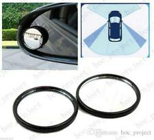 """Universal 2"""" Wide Angle Convex Rear Side View Blind Spot Mirror/ 2 pc- US SELLER"""