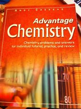 Advantage Chemistry Study Guide IB/A-Level/AP) -Andy Cherkas
