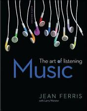 Art of Listening Music by Larry Worster and Jean Ferris (2013, Ringbound /...