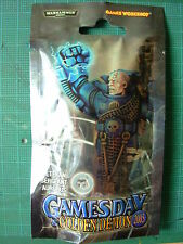 Limited Edition Games Day 2005 Space Marine Veteran Sergeant Rare OOP