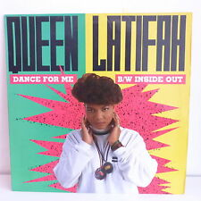 "MAXI 12"" QUEEN LATIFAH Dance for me / inside out 715012"