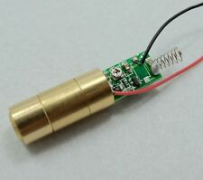 532nm 100mw Green Laser Dot Module