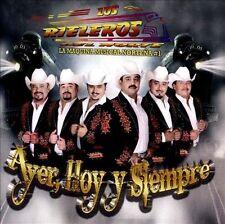 Rieleros Del Norte, Los-Ayer, Hoy Y Siempre CD NEW