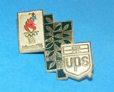 ATLANTA 1996 Olympic Collectible Sponsor Pin - UPS with Olympic Torch