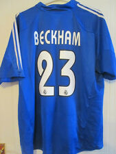 Real Madrid 2004-2005 Beckham 23 Third Football Shirt Size 2XL adult /35264