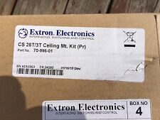Extron Electronics CS 26CT Plus & CS 3T Ceiling Mount Kit 70-996-01