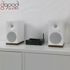 Tangent Bluetooth Hi-Fi System Package Ampster Bluetooth Amplifier X4 Speakers W