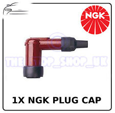 1x NGK Red Spark Plug Cap To Fit Yamaha AG200 1993-1996 - SPC6NA6