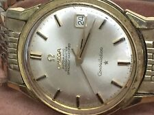 Omega Constellation 1964 Chronometer Swiss Watch with box and original papers