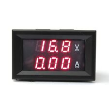 0.28 Inch Dual Red LED DC 4.5-30V Digital Voltmeter Ammeter 2-200A