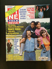 CINE REVUE 1995 N°32 francis perrin francoise rosay cabrel fred dryer take that