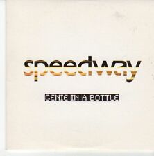 (EB103) Speedway, Genie In A Bottle - 2003 DJ CD