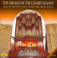THE ORGANS OF THE CANARY ISLANDS [USED CD]