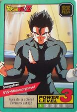 CARTE DRAGON BALL LE GRAND COMBAT N-¦ 515 SONGOHAN POWER LEVEL 3