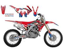 KIT DECO REPLICA 2016 TEAM HRC HONDA CRF 450 R 2013-2016 - STREETMOTORBIKE