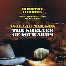 "Willie Nelson ""the Greatest Hits of country"" country Heroes CD NEUF & OVP"