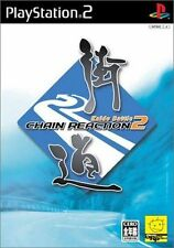 Used PS2 Kaido Battle 2 Chain Reaction SONY PLAYSTATION JAPAN IMPORT