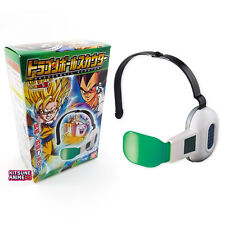 Dragon Ball Super Z Saiyan Scouter Green Ver. Cosplay Figure Candy Toy DBZ Goku