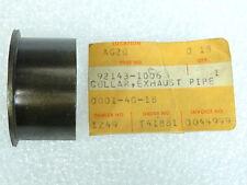 Kawasaki NOS NEW  92143-1006 Exhaust Pipe Collar EL EX EL250 EX250  1986-2007
