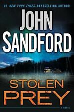 Stolen Prey, Sandford, John, Very Good Book