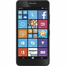 Microsoft Lumia 640 LTE - 8GB - Black (AT&T Go Phone, No Annual Contract)