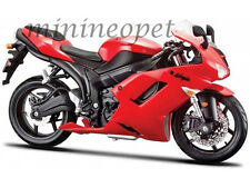 MAISTO 20-07118 KAWASAKI NINJA ZX-6R BIKE MOTORCYCLE 1/12 RED