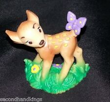 "DISNEY'S BAMBI BULLY COLLECTIBLES PVC 1982 MINIATURE 2"" TOY"