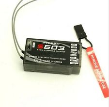 ORIGINAL S603 Receiver 2.4GHz 6CH Support PPM QUADCOPTER  for rc helI AIRPLANE