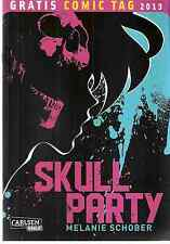 Comic - Vom Gratis Comic Tag 2013 - Skull Party -  deutsch