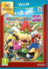 Mario Party 10 Selects (Nintendo Wii U) Fun Kids Game Pal NEW!