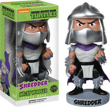 FUNKO TEENAGE MUTANT NINJA TURTLES SHREDDER WACKY WOBBLER BOBBLE HEAD BRAND NEW