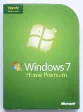 Microsoft Windows 7 Home Premium - Upgrade/Update von XP oder Vista- 32+64 Bit -