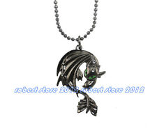 How To Train Your Dragon 2 Toothless Night Fury Animal Necklace Pendant Gift US