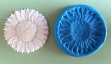 50 mm DAISY SILICONE MOULD for Sugarcraft Fimo Cernit Cupcake Topper Cakes
