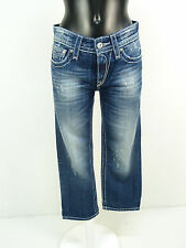 ROCK REVIVAL  JEANS IN W26 / BLAU & NEUWERTIG - LUXUS PUR    ( L 8681 )