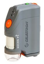 Celestron Micro Fi Wi-Fi Handheld Portable Digital Microscope x 80 Magnification