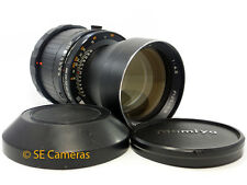 MAMIYA SEKOR 250MM F4.5 RB67 LENS EXCELLENT CONDITION