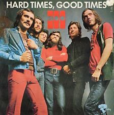 VINYLE 45 TRS ZOO HARD TIMES GOOD TIMES RIVIERA 121361 FR 1971 SINGLE