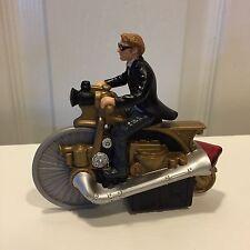 1999 Wild Wild West #1 Artemus Gordon Rocket Rider Burger King Toy Action Figure