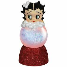 Betty Boop - Sparkler Water Globe - Lights up (battery operated) (24006)