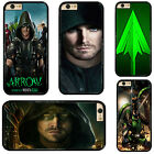 Green Arrow DC Comics Superhero Plastic Hard Phone Case Cover Fits For Samsung