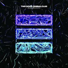 Gameshow - Two Door Cinema Club (CD, 2016, Glassnote Ent.) - FREE SHIPMENT