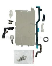 Full LCD Display Repair Parts for iPhone 6 Camera Speaker  Plate home button