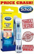 Scholl Nagelpilz Behandlung, tötet bis zu 99,9% Nagelpilz 3.8 ml NEU